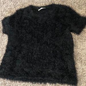 Zara Eyelash Sweater